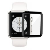 Защитное стекло для Apple Watch (38mm) Premium Tempered Glass 3D