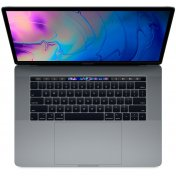"Apple MacBook Pro 15"" 512GB Space Gray (MR942) (Core i7 2,6 ГГц, 16 ГБ, 512 ГБ SSD, Radeon Pro 560X, Touch Bar)"