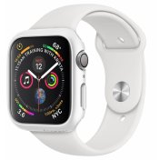 Чехол Spigen Thin Fit для Apple Watch 40mm, белый (061CS24485)
