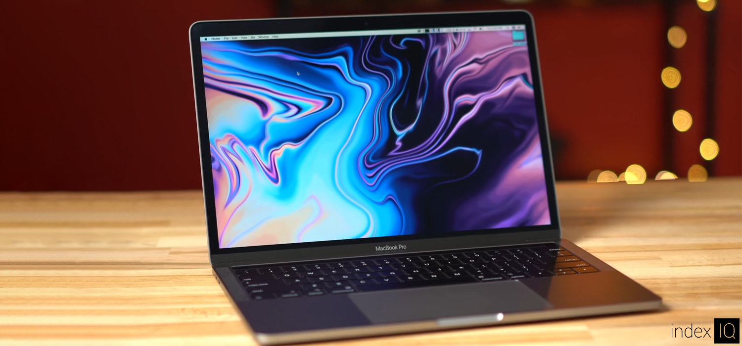 Купить Apple MacBook Pro 2019 в indexIQ